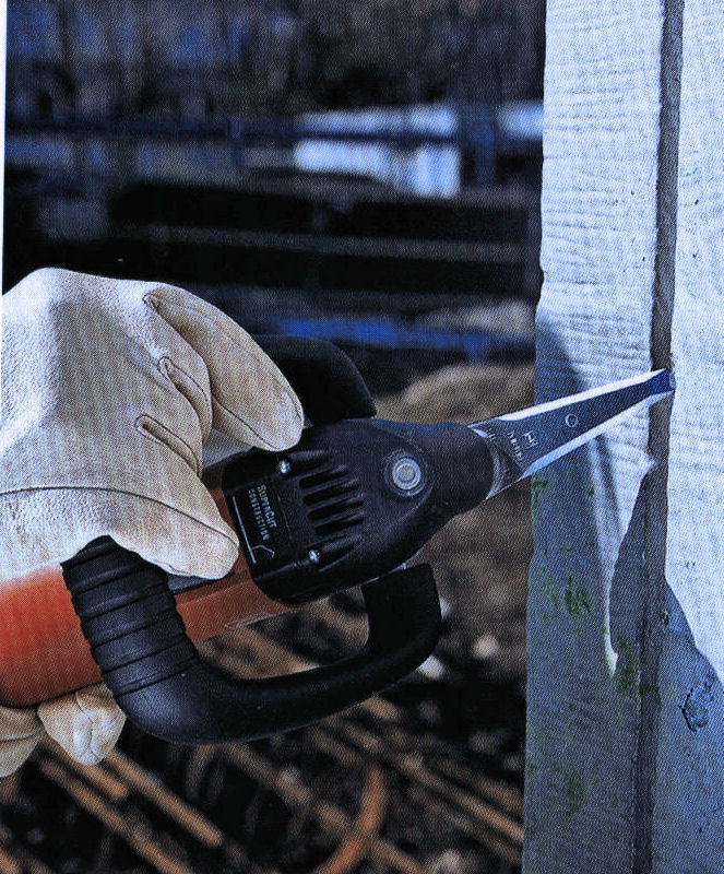 Joint Sealant Removal Blades - for oscillating Fein Super