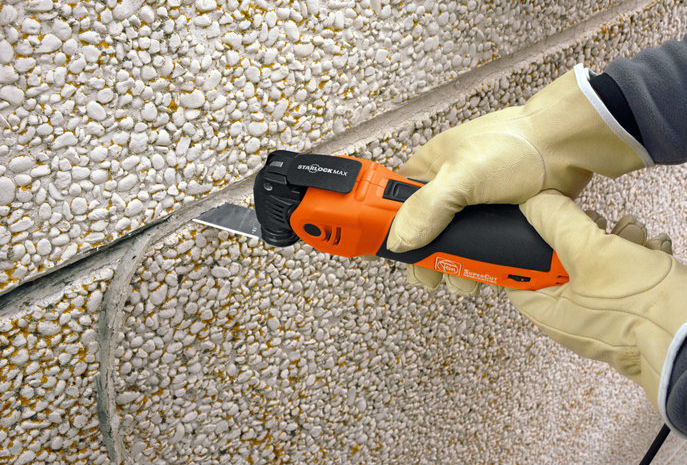 Joint Sealant Removal Blades For Oscillating Fein Super