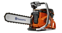 "Husqvarna 14"" Gas Chain Saw"